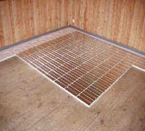 Plancher chauffant mince for Isolant mince sol carrelage